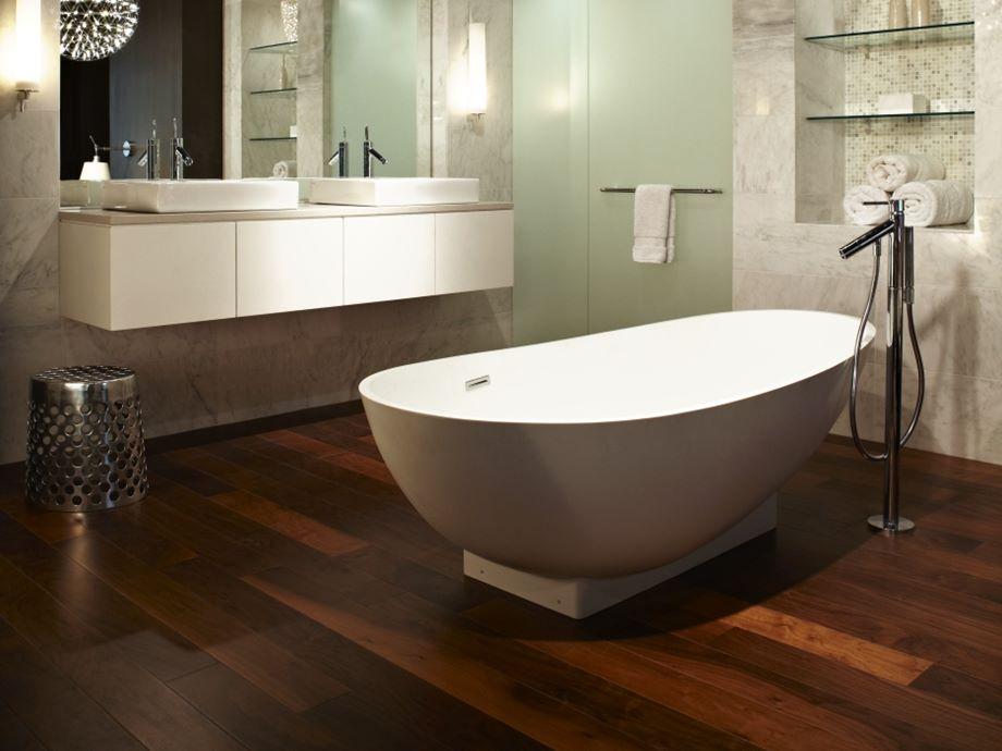 Underlayment In Badkamer : Wooden floors new: wooden floors bathroom