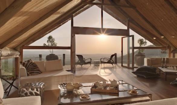 Η ξύλινη αρχιτεκτονική των glamping διακοπών σας